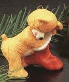 1987 Porcelain Bear #5 (aka Cinnamon Bear #5)