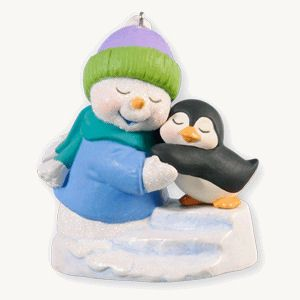 2010 Snow Buddies #13 Hallmark ornament